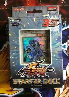 Yu-Gi-Oh! 5D's Starter Deck 5DS1 1st Edition (NM)