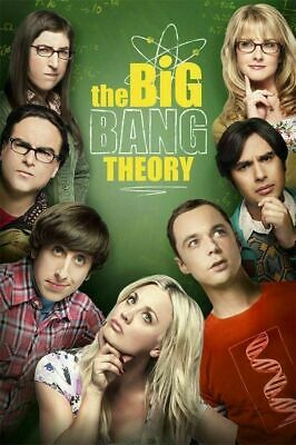 The Big Bang Theory Season 12 The Last Season DVD Box Set New & Sealed Pack