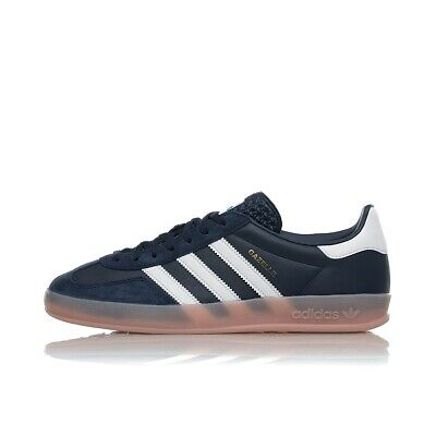 ADIDAS GAZELLE INDOOR EE5737 blue leather man spezial