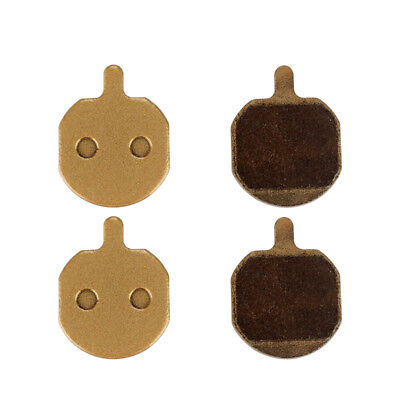 2 Pairs Mountain Bike Cycling Disc Brake Pads For Hayes Sole MX2 MX3 GX-C GX2