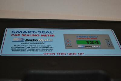 One Used Automate Smart-Seal Cap Seal Meter 124.