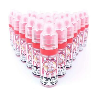 PICK N MIX Vaping Flavour eJuice 10ml eCig Sub Ohm Vaping Juice Nicotine 0mg/ml