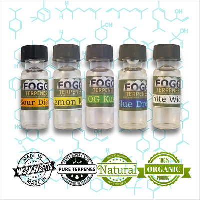 FOGG Terpenes - Best Sellers Collection - 1ml