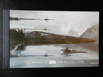 GB 2015 Star Wars - The British Story - Prestige Booklet