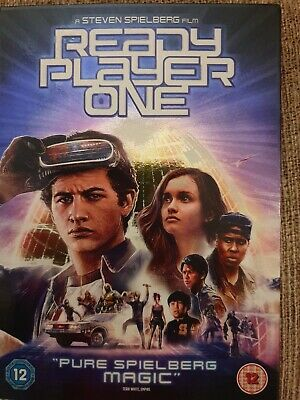 Ready player one (dvd)2018.