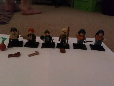 LEGO 71022 Minifigures Harry Potter and Fantastic Beasts