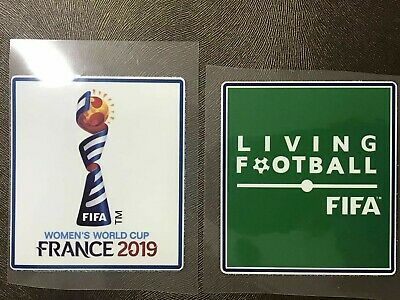 2019 Women World Cup France 2019 USA Soccer Football Iron On Patch Badge Vinyl