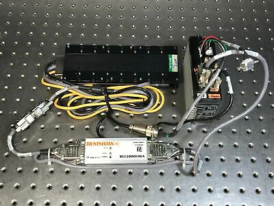 Parker 150mm Precision Linear Servo Motor Actuated Stage w/ ViX Drive/Controller
