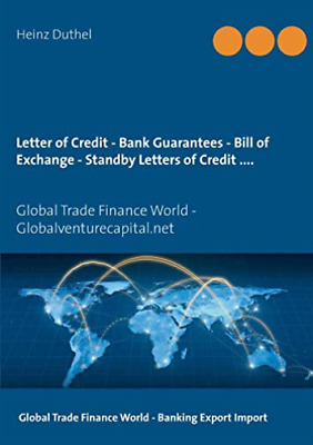 Duthel Heinz-Letter Of Credit - Bank Guaran (US IMPORT) BOOK NEW
