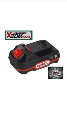 Parkside 20V Cordless Battery PAP20 A1 Compatible With Tools X 20V Team Series