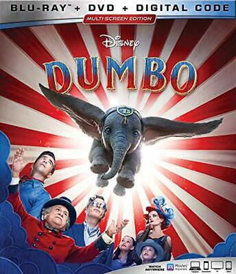 DUMBO Blu-ray Only, Please read