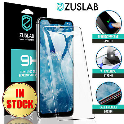 Nokia 8.1 7.1 6.1 5.1 7 Plus 3.1 2.1 8 6 5 3 Tempered Glass Screen Protector