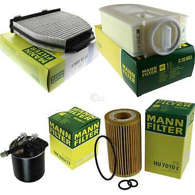 Mann-Filter Inspection Set Kit Mercedes-Benz Classe-C T-Modèle S204