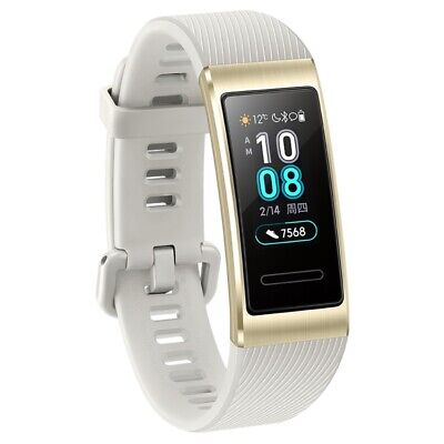 HUAWEI Band 3 Pro 0.95-Inch AMOLED Color Screen 120*240 BT 4.2 Built-In A4Y2