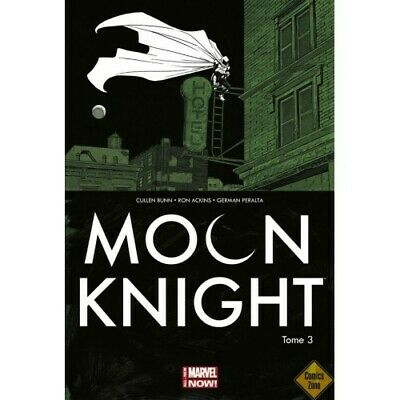 Moon Knight All New Marvel Now T03 -  - 100% Marvel
