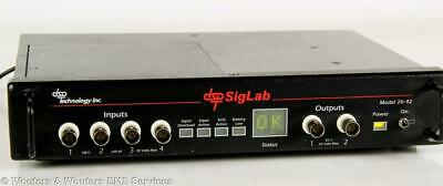 DSP SigLab Model 20-42 Dynamic Signal Analyzer
