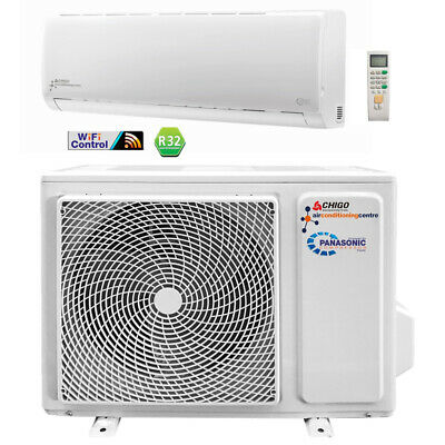 Air Conditioning Split System 2.5 KW KFR23-IW/AG upto 5 Year Warranty. +WiFi
