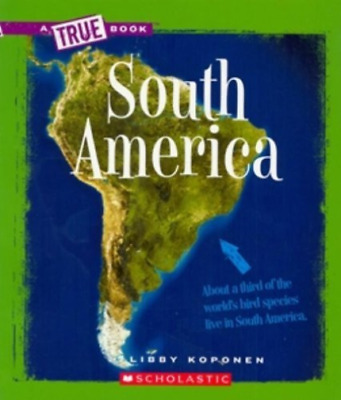 `Koponen, Libby`-South America (UK IMPORT) BOOK NEW
