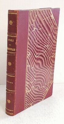 The Story of Auriesville New York 1932 leather Land of Crosses