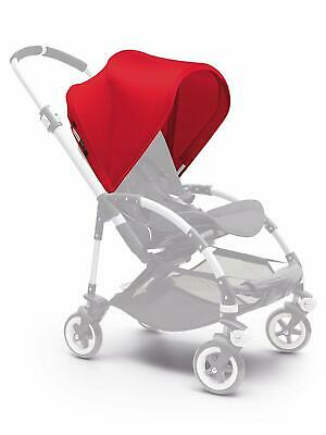 Bugaboo Extendable Sun Canopy Shield Red Bee 3 Bee + Plus Fits Bee 5 BNIB