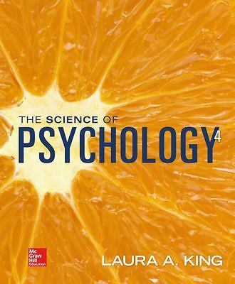 The Science Of Psychology: An Appreciative View 4th Edition, Laura King (e book)