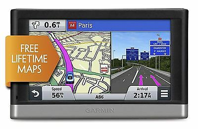 "Garmin nuvi 2567LM 5"" GPS Sat Nav - W.Europe - Lifetime Maps, Traffic, BT (A)"