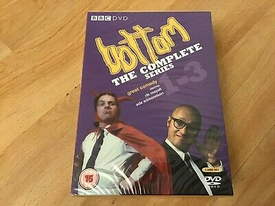 Bottom: The Complete Series 1-3 (Box Set) [DVD] New And Sealed