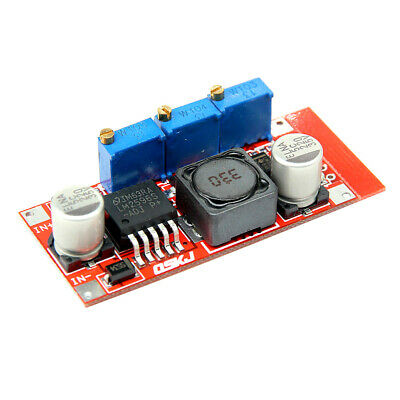 LM2596 DC DC Step down Adjustable CC CV Power Supply Module Converter LED driver