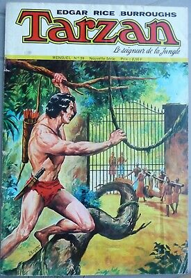 Tarzan Sagedition 39 - Le Seigneur De La Jungle