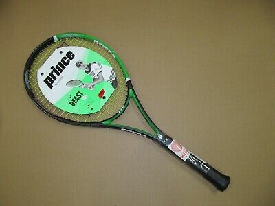 Prince Beast 100 Textreme Smart O3 Tennis Racquet 4 3/8ths