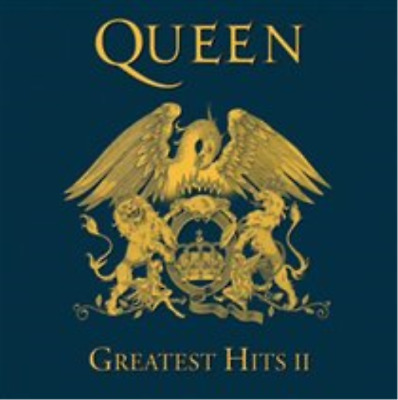 Queen - Greatest Hits Ii (US IMPORT) CD NEW