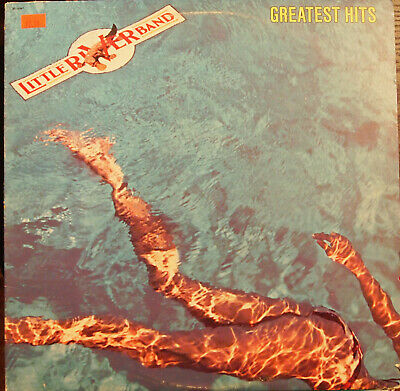 "Little River Band: Greatest Hits - (1982 Capitol, ST-12247) [12"" 33 Stereo LP]"