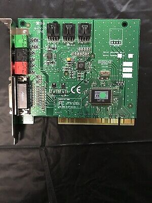CREATIVE LABS ENSONIQ AUDIO PCI DRIVERS FOR WINDOWS 7