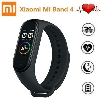 2019 Xiaomi Mi Band 4 Smart Armband 0.95 Inch Color AMOLED Screen BT Smartwatch