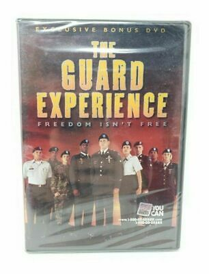 The Guard Experience DVD BRAND NEW