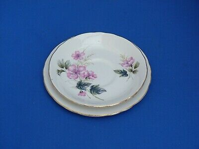 Collectable Vintage Retro Replacement Bone China Old Foley Saucer/Side Plate