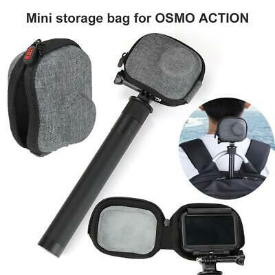 For DJI OSMO Action Camera Mini Storage Carrying Pouch Case Bag Storage Box