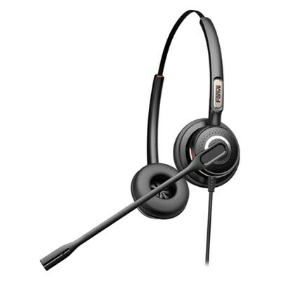 Fanvil HT201 Mono Headset Over the Head Design Perfect for any Small/Home Office