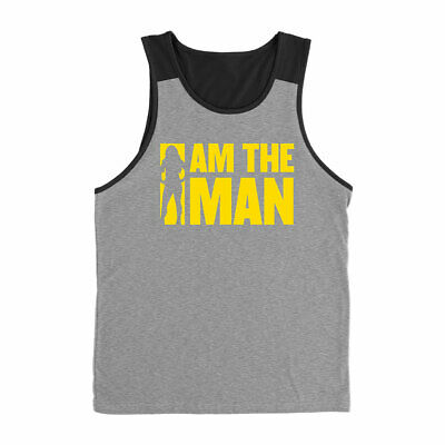 """Wwe Becky Lynch """"I Am The Man"""" Tank Top Official All Sizes New"""