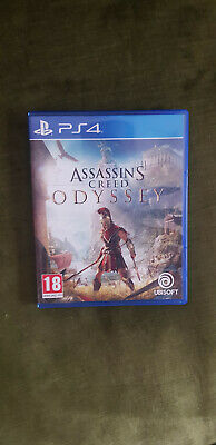 ASSASSIN'S CREED odyssey  versione inglese COME NUOVO  PS4
