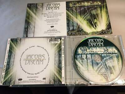 Jacobs Dream - ´´Drama Of The Ages´´ - Great Us Power Metal Cd 2005