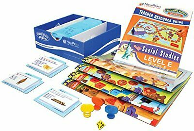 NewPath Learning Social Studies Curriculum Mastery Game, Grade 5, Class Pack