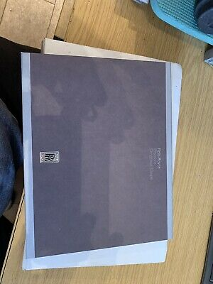 Rolls Royce Phantom Drop Head Coupe Promotional Sales Book Hard Back Gloss Pages