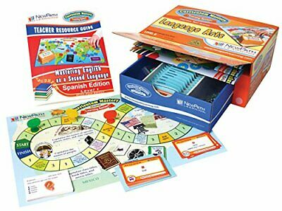 NewPath Learning Mastering English as a Second Language Spanish Curriculum Ma...