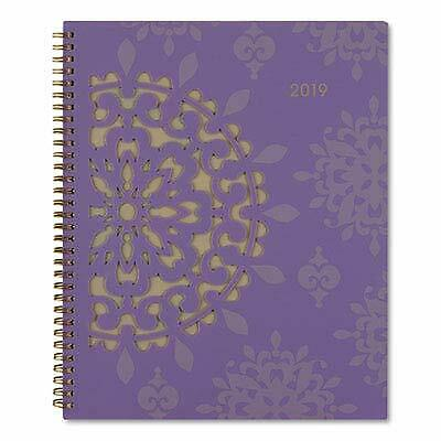 AT A GLANCE Vienna WeeklyMonthly Appointment Book, 8 12 x 11, Purple, 2018 (1...