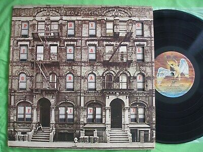 LED ZEPPELIN - PHYSICAL GRAFFITI - 1st Press Australia 1975 EX SS 2-200 complete