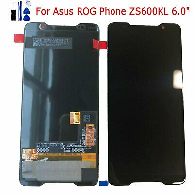New For Asus ROG Phone ZS600KL LCD Display Touch Screen Digitizer Assembly 6.0""
