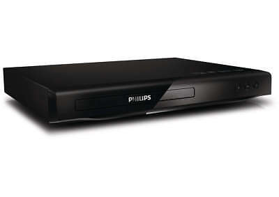Philips DVP2800 DVD Player Scart With DivX - Black