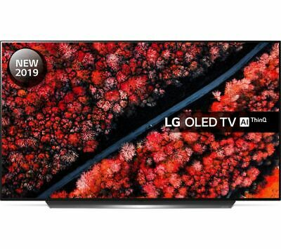 """LG OLED55C9MLB 55"""" Smart 4K Ultra HD HDR OLED TV with Google Assistant - Currys"""