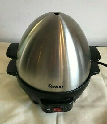 Swan Egg Boiler & Poacher